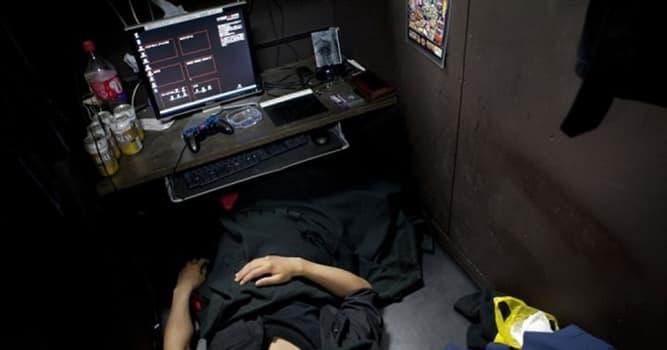 Sociedad Pregunta Trivia: ¿En cuál de estos países hay personas sin hogar que duermen en cibercafés que funcionan las 24 hrs del día?