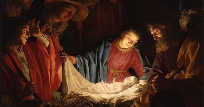Kultur Wissensfrage: Nach den Evangelien von Matthäus und Lukas, welche Stadt war der Geburtsort von Jesus Christus?