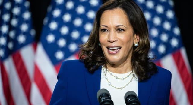 Cultura Pregunta Trivia: ¿Por qué estado de los Estados Unidos fue senadora la vicepresidenta Kamala Harris?