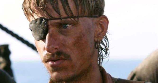 historia Pytanie-Ciekawostka: Po co piraci nosili przepaskę na oku?