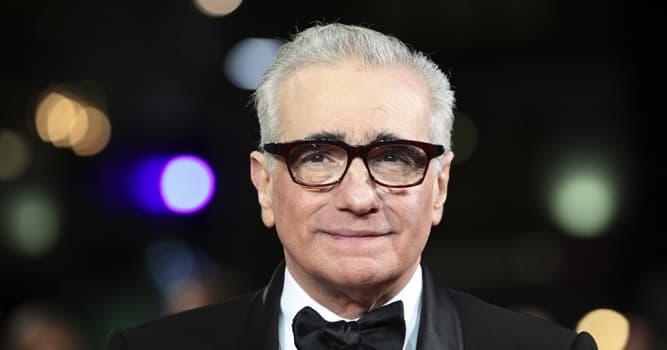 Películas Pregunta Trivia: ¿Qué actor ha realizado nueve largometrajes y un cortometraje junto a Martin Scorsese?