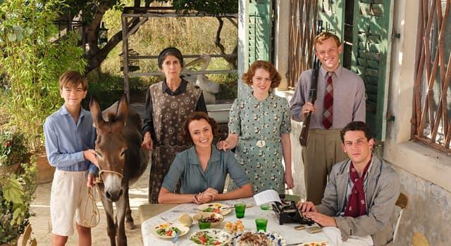 """Películas Pregunta Trivia: ¿Qué actor interpreta al escritor Lawrence Durrell en la serie """"The Durrells""""?"""