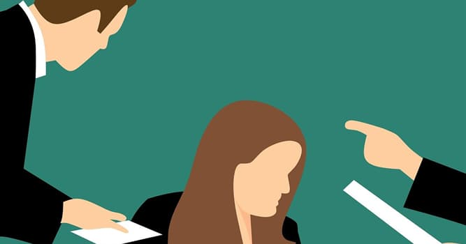 Sociedad Pregunta Trivia: ¿Qué anglicismo se usa para referirse al acoso laboral?