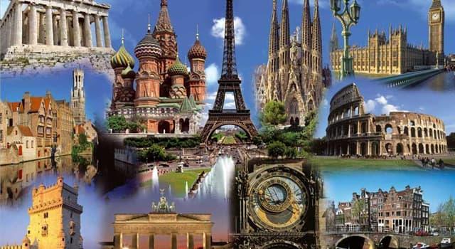 Geografía Pregunta Trivia: ¿Qué ciudad europea se encuentra construída sobre una meseta?