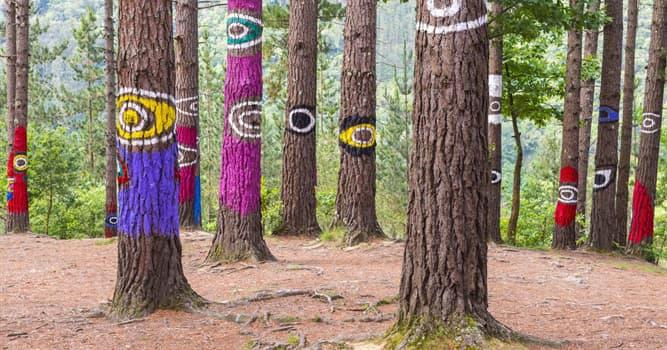 "Cultura Pregunta Trivia: ¿Qué escultor vasco es el autor de la obra ""El bosque de Oma""?"