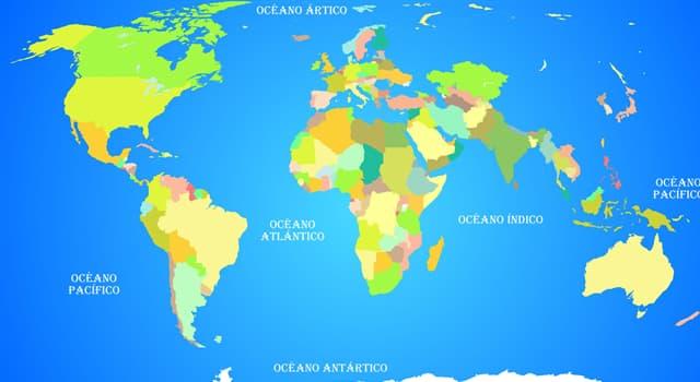 Сiencia Pregunta Trivia: ¿Qué le está sucediendo al océano Atlántico?