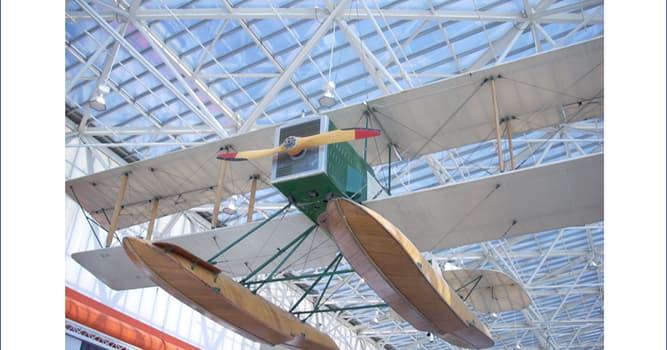 Historia Pregunta Trivia: ¿Qué marca de aviones era conocido como Pacific Aero Products Co.?