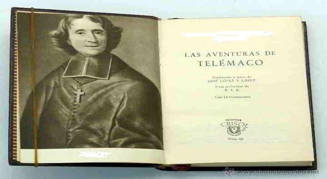 Cultura Pregunta Trivia: ¿Quién es el autor de Las aventuras de Telémaco?