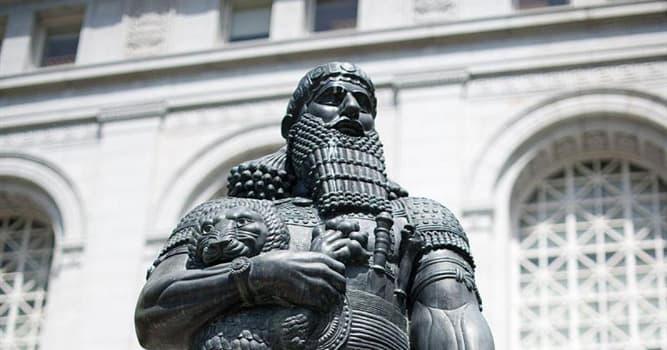 Historia Pregunta Trivia: ¿Quién fue Assurbanipal?