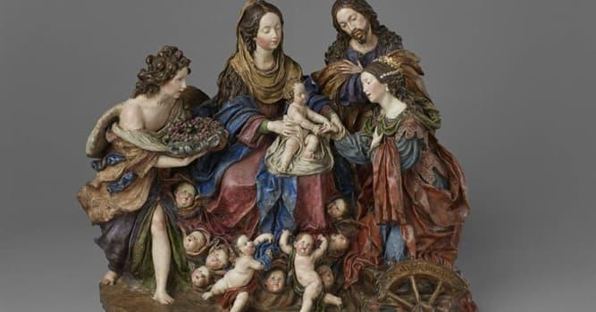 Cultura Pregunta Trivia: ¿Quién fue la primera escultora española registrada?
