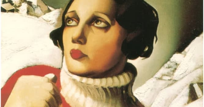 Sociedad Pregunta Trivia: ¿Quién fue Tamara de Lempicka?