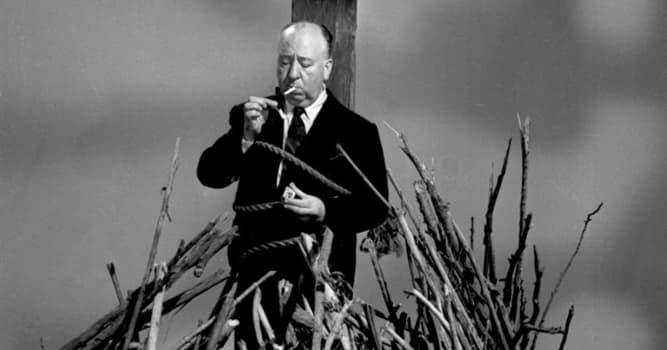 """Películas Pregunta Trivia: ¿Quién interpretó a Alfred Hitchcock en la película biográfica """"Hitchcock"""" de 2012?"""