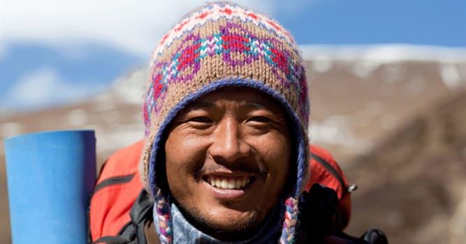Sociedad Pregunta Trivia: ¿Quién puede llegar a necesitar ayuda de un sherpa?