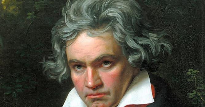 Культура Запитання-цікавинка: Скільки років було Бетховену, коли він завершив свою Дев'яту симфонію?