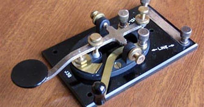 Wissenschaft Wissensfrage: Was bedeutet ...---... im internationalen Morsecode?