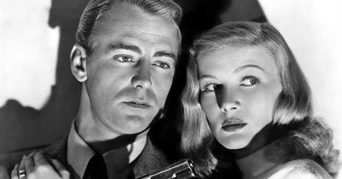 Film & Fernsehen Wissensfrage: Was hatten Veronica Lake und Alan Ladd gemeinsam?