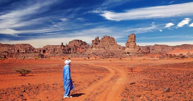 Geographie Wissensfrage: Wie heißt die Hauptstadt von Algerien?