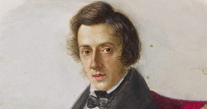 Kultur Wissensfrage: Wie oft hat der Komponist Frédéric Chopin geheiratet?