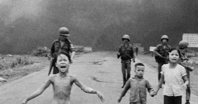 Historia Pregunta Trivia: ¿A qué contexto histórico pertenece esta famosa foto?