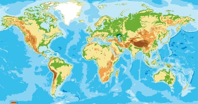 Geografía Pregunta Trivia: ¿Cómo se denomina la región más al poniente del mar Mediterráneo?