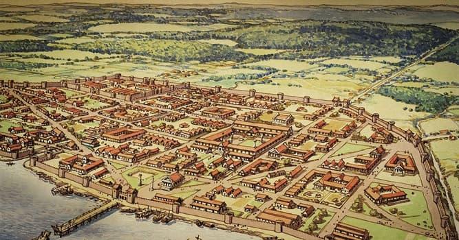 Geografía Pregunta Trivia: ¿Con cuál nombre es conocida la antigua ciudad de Londinium?