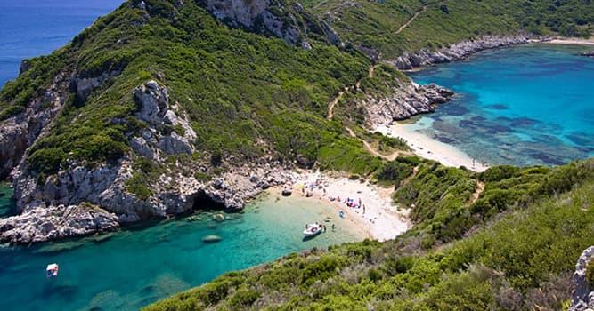 Geografía Pregunta Trivia: ¿Cuál es la isla más grande de Grecia?