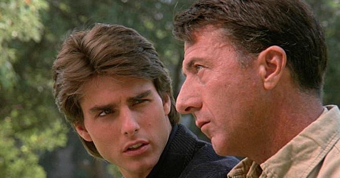 """Películas Pregunta Trivia: ¿De qué padece Dustin Hoffman en la película """"El hombre de la lluvia"""" de 1988?"""