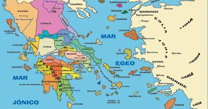 Cultura Pregunta Trivia: ¿De qué personaje de la mitología griega proviene el nombre de Peloponeso?