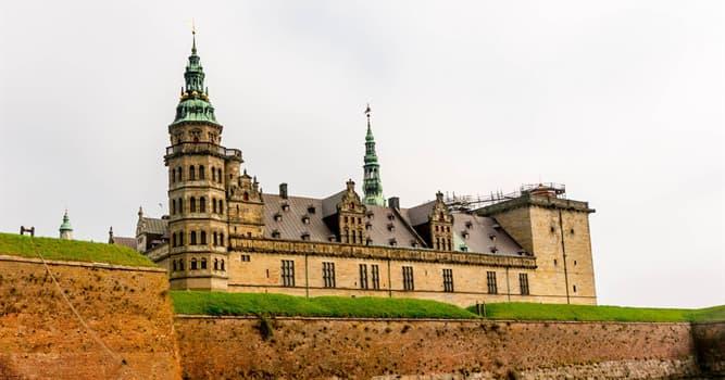 Geografía Pregunta Trivia: ¿Dónde está el castillo de Kronborg?