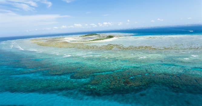 Geografía Pregunta Trivia: ¿Dónde está ubicado el atolón Bassas da India?