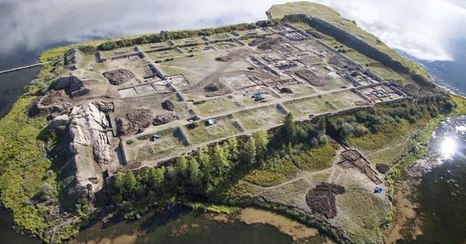 Geografía Pregunta Trivia: ¿Dónde se localizan las enigmáticas ruinas de Por-Bazhyn?