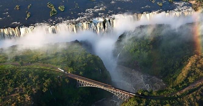 Geografía Pregunta Trivia: ¿En dónde desemboca el Río Zambeze?