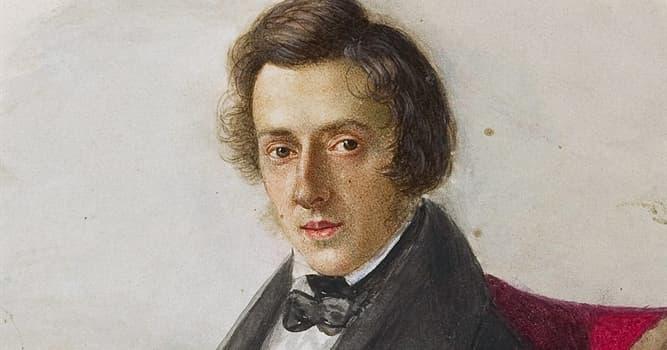 Cultura Pregunta Trivia: ¿En dónde y a qué edad falleció Frederic Chopin?