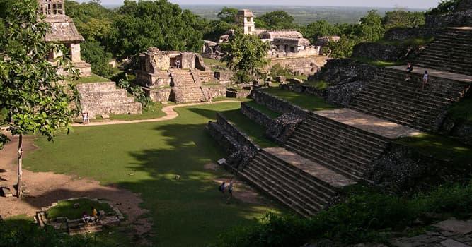 Historia Pregunta Trivia: ¿En qué año la UNESCO declaró Patrimonio de la Humanidad a la zona arqueológica de Palenque?