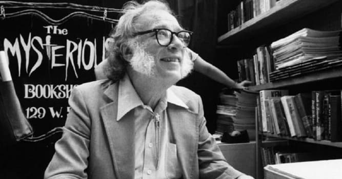 Cultura Pregunta Trivia: ¿En qué género literario se destacó Isaac Asimov?