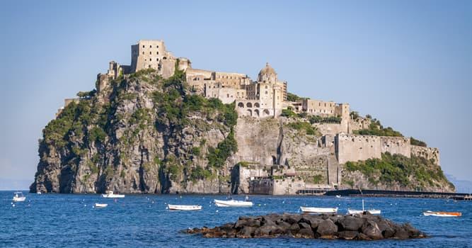 Geografía Pregunta Trivia: ¿En qué país se encuentra el Castillo Aragonés?