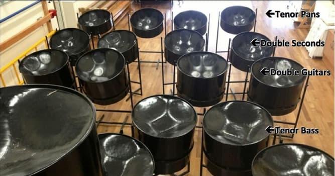 Cultura Pregunta Trivia: ¿En qué país se inventaron los tambores metálicos (steeldrums)?