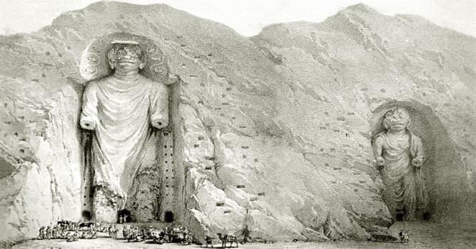Historia Pregunta Trivia: ¿En qué país se localizaban los Budas de Bāmiyān?