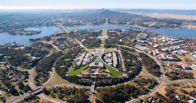 Geography Trivia Question: What does the name of the Australian capital Canberra mean in Aboriginal language?