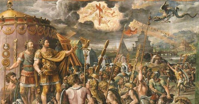 Cultura Pregunta Trivia: ¿Qué emperador romano se considera como el fundador de la religión católica en la antigua Roma?