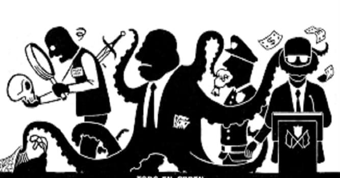 Sociedad Pregunta Trivia: ¿Qué es la cleptocracia?
