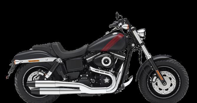 Sociedad Pregunta Trivia: ¿Qué fabricante de motocicletas construye el modelo Fat bob?