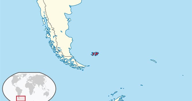 Geografía Pregunta Trivia: ¿Qué país administra las islas Malvinas?