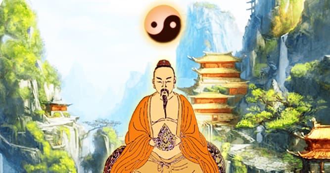Cultura Pregunta Trivia: ¿Qué tradición filosófica china considera a Lao Tsé como su fundador?