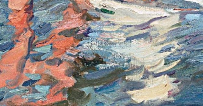 """Cultura Pregunta Trivia: ¿Quién es el autor de la pintura """"El balandrito""""?"""