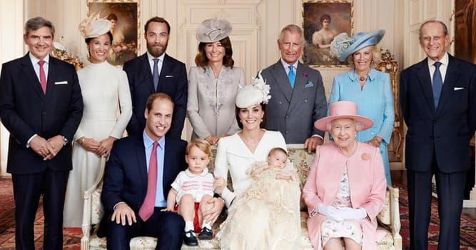 Sociedad Pregunta Trivia: ¿Quién es el primero en la línea del trono para suceder a la Reina Isabel II?