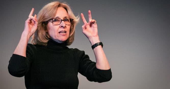 Sociedad Pregunta Trivia: ¿Quién es Helen Fisher?