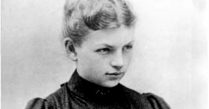 Сiencia Pregunta Trivia: ¿Quién fue Clara Immerwahr?