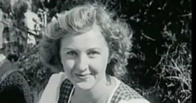 Historia Pregunta Trivia: ¿Quién fue Eva Braun?