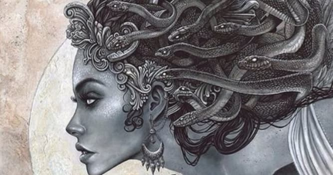 Historia Pregunta Trivia: ¿Quién fue Medusa en la mitología griega?